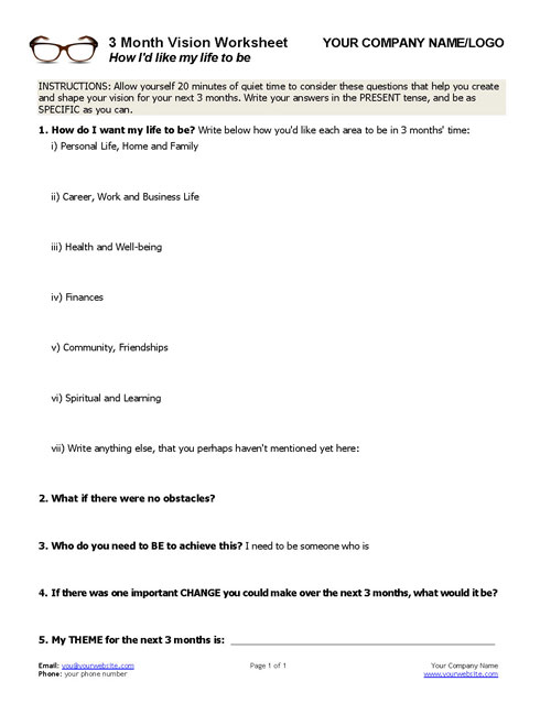 Self Care Worksheet Sequencing Worksheets for all | Download and ...
