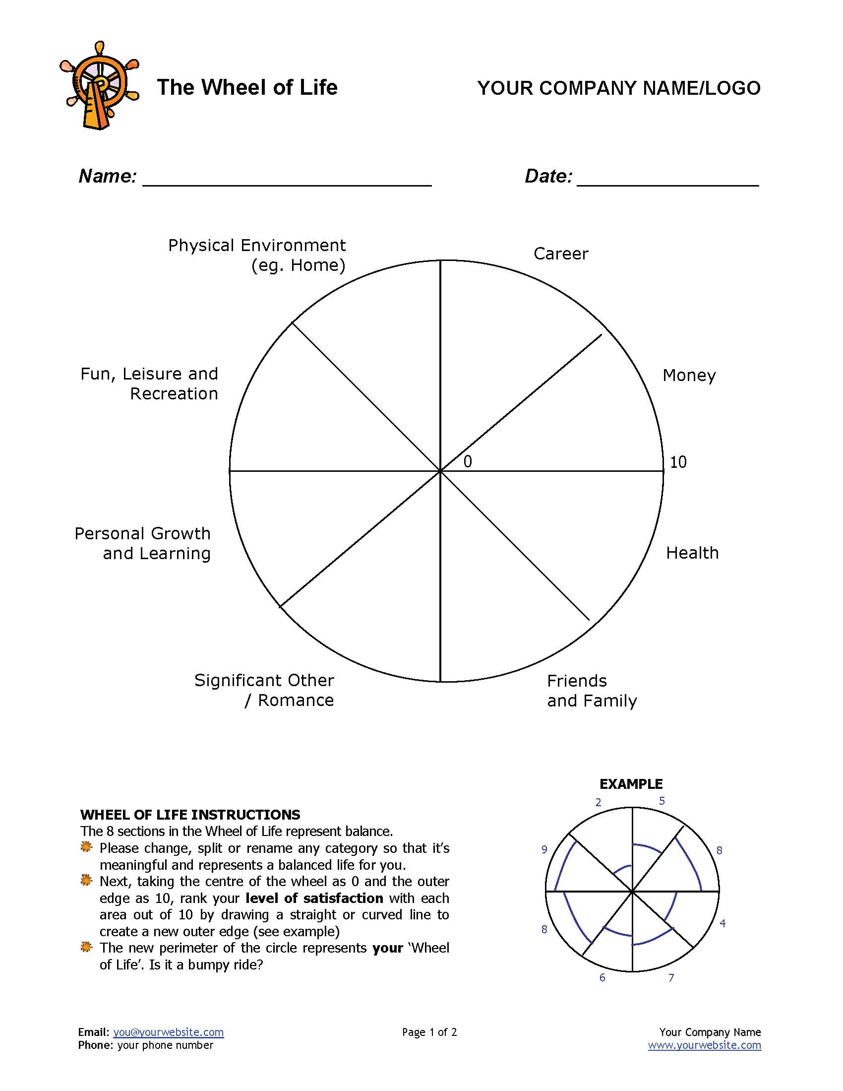 Printables Life Coaching Worksheets life coach worksheets free intrepidpath 12 awesome new ways to use the wheel of tool in your coaching