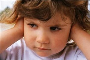 Disconnected Values shown by child blocking ears