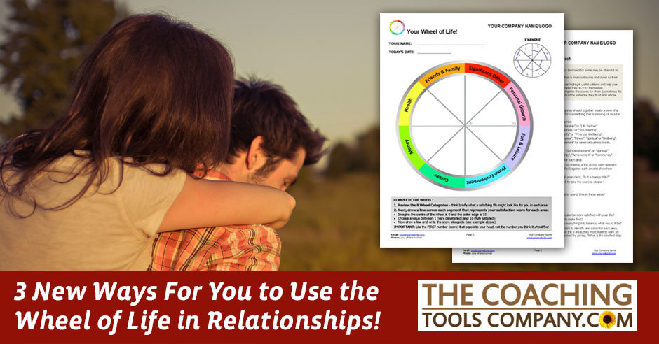 How to Use Wheel of Life in Relationships