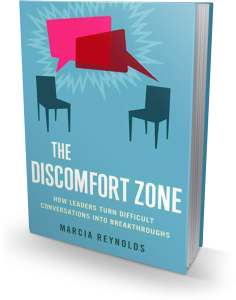 The Discomfort Zone Book by Dr Marcia Reynolds