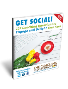 107 Great Coaching Questions Free Ebook Page