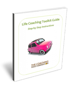 Life Coaching Exercises Toolkit 3D User Guide Page