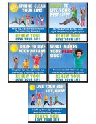 Renew You Love Your Life Coaching Program Social Media Graphics