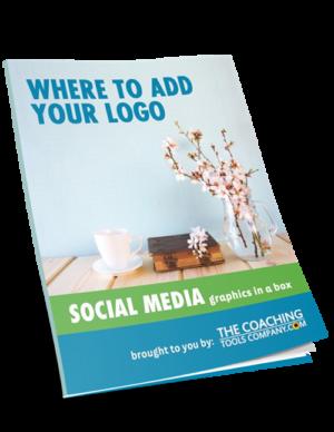 Where Add Logo: Social Media GRAPHICS In a Box (Q2 Apr-Jun)