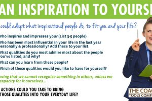 Be An Inspiration To Yourself GRAPHIC
