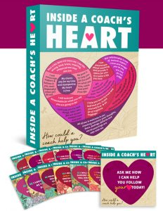 Inside a Coach's Heart Graphics for Coaches Product