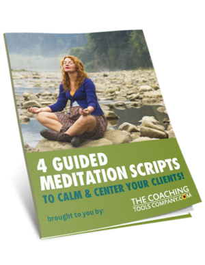 Guided Meditation Script to Find Calm EBOOK Image