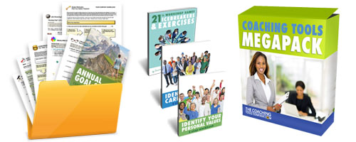 Examples of our Life Coaching Tools