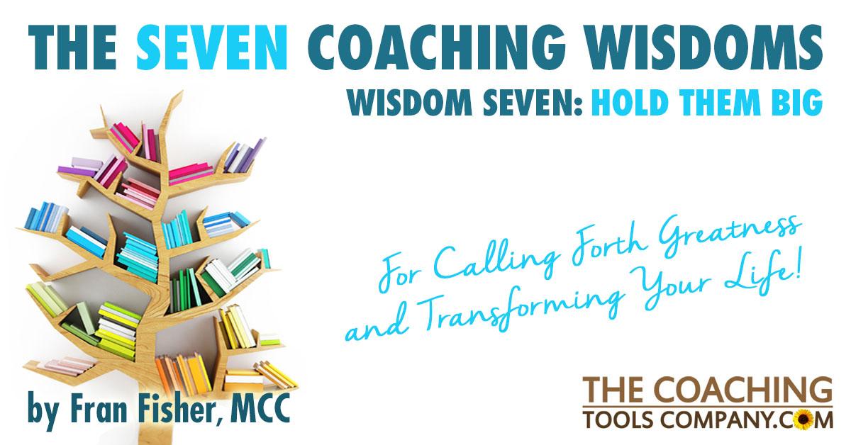 Coaching Wisdom 7 - Tree of Books