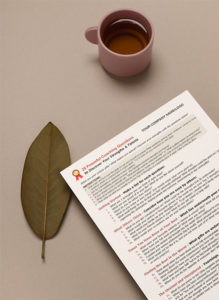 25 Questions to Identify Strengths_Tool with Cup of Tea
