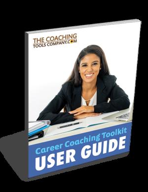 Career Coaching Toolkit 3D User Guide Image