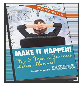 Make it Happen: 3 Month Biz Planner .PDF