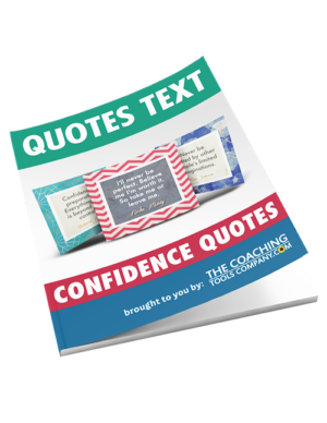 Confidence Quotes Text User Guide