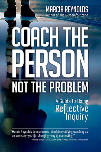 Coach The Person Not The Problem book cover