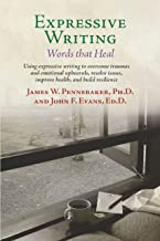 Expressive Writing Words that Heal Journaling Book Cover