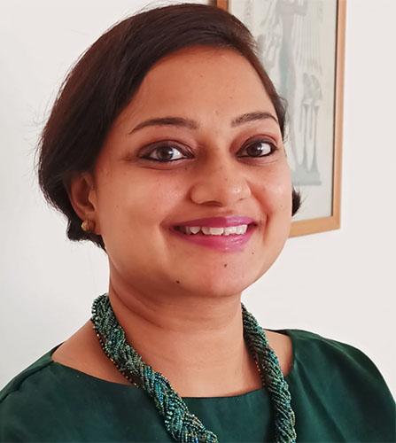 Geetika Agarwal Headshot