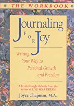 Journaling for Joy Book Cover Image