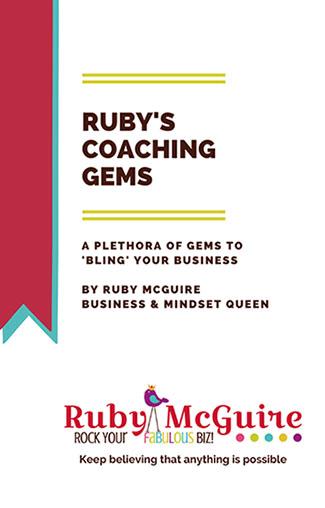 Ruby's Coaching Gems e-book cover