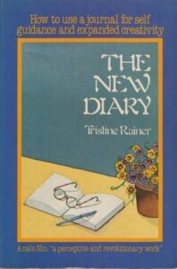 The New Diary Journaling Book Cover