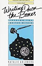 Writing Down the Bones Book Cover