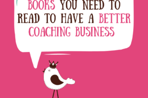 Bird Tweeting about books you need to read