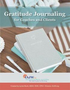 Lynda Gratitude Journaling Book Cover